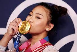 Suni Lee Won the Gymnastics All-Around ...
