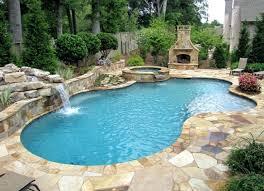 Beautiful Backyard Pools Model Custom Inspiration Ideas