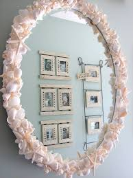 diy mirror frame decoration. Unique Decoration Diy Mirror Frame Makeover Awesome 103 Best Seashell Mirrors U0026amp Frames  Images On Pinterest For Decoration