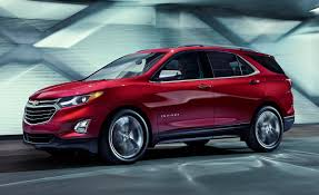 2018 Chevrolet Equinox Official Photos and Info – News – Car and ...