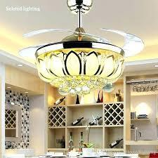 fine ceiling fan with chandelier light kit ceiling fan with crystal chandelier light kit inch ceiling