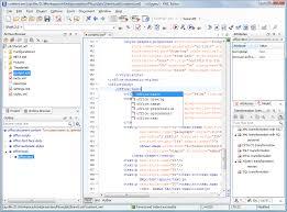 Open Document Format Odf Oxygen Xml Editor