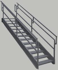 prefab metal stairs. Brilliant Prefab Designed For Safety And Convenience Intended Prefab Metal Stairs 1