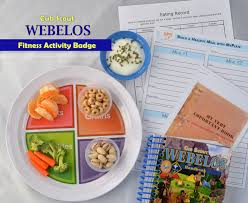 Cub Scout Meal Planning Chart Teaching Nutrition To Rambunctious 10 Year Old Boys Super