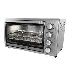 black decker to4314ssd rotisserie convection countertop toaster oven