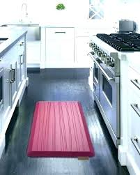 red kitchen rugs red and teal