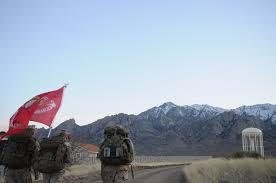 Yuma Marines get a hands-on history lesson on Bataan death march > Marine  Corps Air Station Yuma > Unit Home