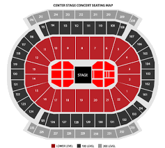Prudential Center Newark Nj Seating Chart View
