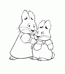 Small Picture Max Y Ruby Para Colorear Colouring Pages Coloring Home