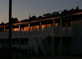 when hurricane michael tore through panama city on oct 10 it drove out the residents of massalina memorial homes the public housing complex is on the