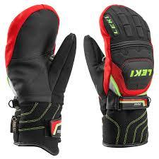 Leki Gloves Size Chart Leki Wc Race Coach Flex Gtx Jr Mitt 2019 20