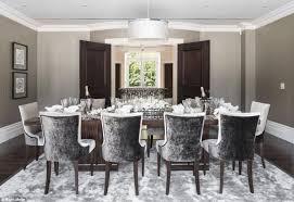 fantastic black velvet dining room chairs 17