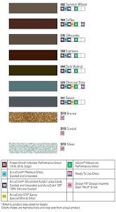 Custom Grout Color Chart 35 Skillful Laticrete Grout Colors Chart