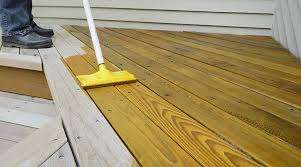 sealing painting and staining pressure treated wood