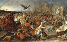 Битва при Гавгамелах (331 г. до н.э.) - Новости войн