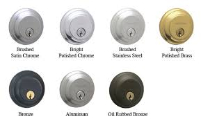 Hardware Finish Chart Design Hardware Finish Colors Doorware Com