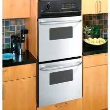 27 double oven cafe double wall oven ar electric double oven built in stainless steel cafe