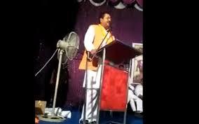 Karnataka Video Of Bjp Mla Urging Leaders To Work For Hindus Not