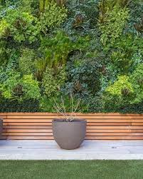 Small Picture Artificial Vertical Garden Green Walls Designers by VistaGreen