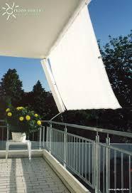 Fotogalerie Sonnensegel 270 X 140 Cm Farbe Uni Hell Elfenbein