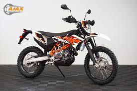 new 2017 ktm 690 enduro r motorcycles in oklahoma city ok stock
