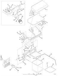 Marvellous john deere power flow bagger parts diagram ideas best