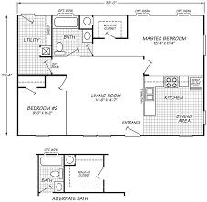 double wide floor plans 2 bedroom. Interesting Wide 2 Bedroom Double Wide Manufactured Home New Trailer Floor Plans  Fresh 4 Bedrooms 3 Inside O