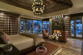master bedroom with sitting room. Cool Master Bedroom Sitting Area Ideas Collection On Fireplace Design 37RedRock Rustic 870×577 With Room