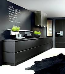 Small Picture Stunning black kitchen design kitchen trends for 2016 2017
