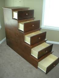 bunk bed with stairs plans. Richard\u0027s Bunk Bed Storage With Stairs Plans D