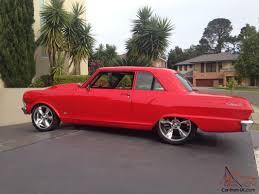 1965 Chevrolet Nova HOT ROD PRO Street Torana XY XW Capri Drag BEL ...