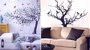 tree wall painting teen girl room. Stunning Tree Wall Decals Interior Design Inspirations - Awesome Slideshow HD YouTube Painting Teen Girl Room D
