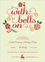 Pin By Inviteshop Com On Office Christmas Party Invitation
