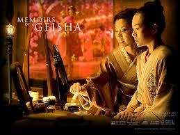 memoirs of a geisha by arthur golden  okiya a geisha house where she endures harsh treatment from everyone in spite of the problems she had to face sayuri became the beautiful geisha