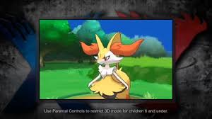 Pokemon Kalos Evolution Chart Pokemon X And Pokemon Y Kalos Region Starters Evolution Trailer