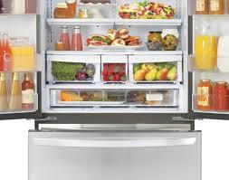lg french door refrigerator freezer. door : 10 best refrigerators in beautiful double freezer lg french refrigerator lfcst splendid lg bottom