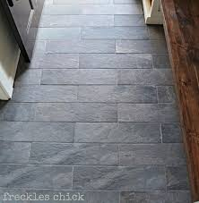 black slate floor tiles. Creative Porcelain Slate Floor Tiles Black