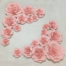 Paper Flower Suppliers Cheap Flower Wall Wedding Buy Quality Paper Flowers