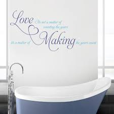 Wall Sticker Bathroom Bathroom Wall Stickers 2017 E Savoircom All About House