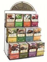 Tea Bag Display Stand NumiTeaBags 15