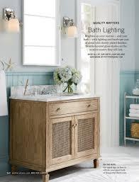 Pottery Barn Bathroom Light Fixtures