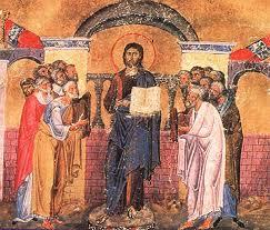 Resultado de imagen para jesús en la sinagoga