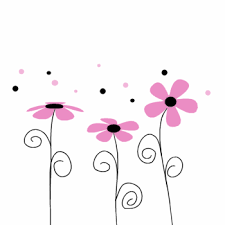 Image result for small clipart flower