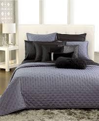 INC International Concepts Bedding, Black Incline Coverlet ... & INC International Concepts Bedding, Black Incline Coverlet Collection -  Sale Quilts & Bedspreads - Bed Adamdwight.com