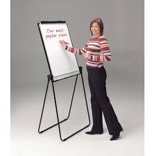 Whiteboard Flip Chart Ultimate Double Sided Flipchart Easel And Whiteboard Black