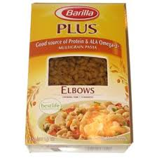 and provided you dont smother it with fettuccine barilla plus pasta