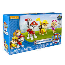 Paw Patrol Deluxe Lights And Sounds Plush Real Talking Rubble Paw Patrol Toys Figures By Nickelodeon