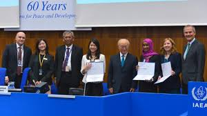 IAEA News  How to Improve Nuclear Security Worldwide  Three Young     Ministry of Foreign Affairs