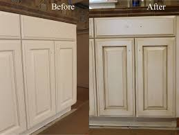 white painted glazed kitchen cabinets. Glazing/antiquing Cabinets. A Complete How To White Painted Glazed Kitchen Cabinets S