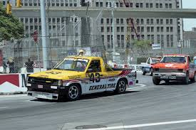 The SCCA RaceTruck Challenge was pole position mayhem